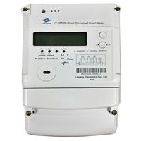 Three-phase STS Smart Prepayment Energy Meter
